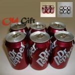 Газировка Dr Pepper 6 банок