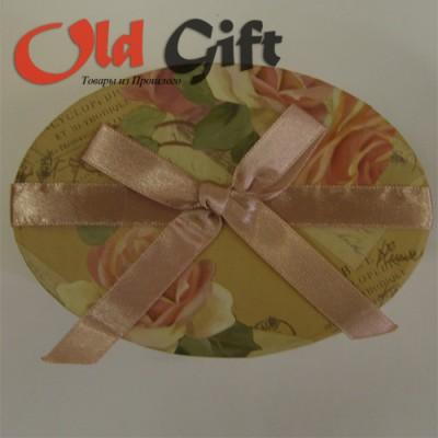 Подарочная коробка Овал