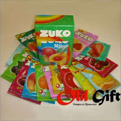 Растворимый напиток Зуко (Zuko) Mix